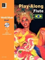 World Music Brazil Play-Along Flute - Partition - laflutedepan.com