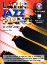 Carlos Campos - Latin Jazz Piano Volume One - Sheet Music - di-arezzo.co.uk