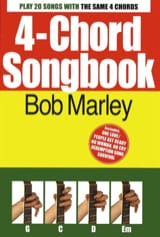 Bob Marley - 4 - Chord Songbook - Sheet Music - di-arezzo.co.uk