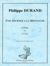 Philippe Durand - A day in the mountains - Sheet Music - di-arezzo.com