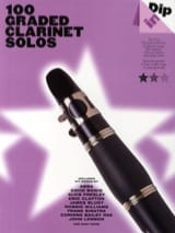 100 Graded Clarinet Solos - Dip In Partition laflutedepan.com