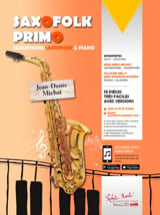 - Saxofolk Primo Volume 0 - Sheet Music - di-arezzo.co.uk
