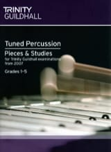 - Tuned Percussion - Pieces & Studies - Grades 1-5 - Partition - di-arezzo.fr