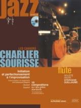Charlier André / Sourisse Benoît - Les Cahiers Charlier Sourisse - 10 Compositions sur des Grilles Standards avec C - Partition - di-arezzo.fr