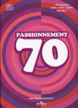 Passionnement 70 Volume 2 Partition laflutedepan.com