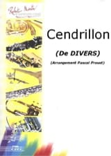 Cendrillon Livingston Jerry / David Mack / Hoffman Al laflutedepan.com