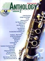 Anthology Volume 2 Partition Clarinette - laflutedepan.com