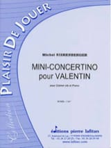 Michel Nierenberger - Mini-Concertino Pour Valentin - Partition - di-arezzo.fr