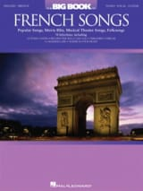 The Big Book Of French Songs Partition laflutedepan.com