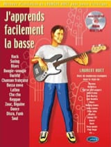 Laurent Huet - I easily learn bass - Sheet Music - di-arezzo.co.uk