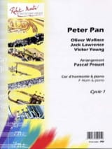 Wallace Oliver / Lawrence Jack / Young Victor - Peter Pan - Partition - di-arezzo.fr