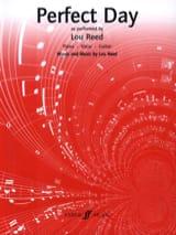 Lou Reed - 完璧な一日 - 楽譜 - di-arezzo.jp
