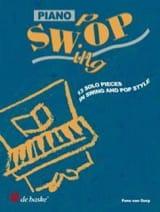 Piano Swop Gorp Fons Van Partition Jazz - laflutedepan.com