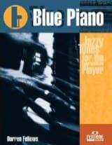Darren Fellows - Blue Piano - Partition - di-arezzo.fr