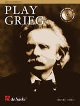Edgard Grieg - Play Grieg - Sheet Music - di-arezzo.com