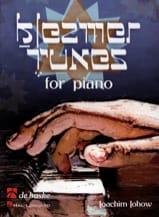 Klezmer Tunes For Piano Joachim Johow Partition laflutedepan.com