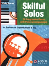Skilful Solos Philip Sparke Partition Tuba - laflutedepan.com