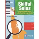 Skilful Solos Philip Sparke Partition Saxophone - laflutedepan.com