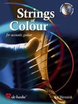 Ed Wennink - Strings Of Color - Sheet Music - di-arezzo.com
