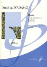Pholia - Adamo Daniel A. D' - Partition - Tuba - laflutedepan.com