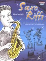 Saxo Riffs Gino Samyn Partition Saxophone - laflutedepan