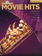 Movie hits - Instrumental play-along Partition laflutedepan.com