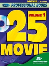 25 Movie Volume 1 Partition Clarinette - laflutedepan.com