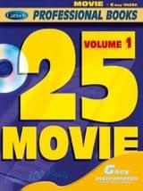 25 Movie Volume 1 - Professional Books Partition laflutedepan.com