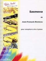 Saxnova Jean-François Basteau Partition Saxophone - laflutedepan