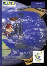 Olivier Costa - Percussions du Monde - Partition - di-arezzo.fr