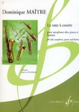Le Saxe A Courre - Dominique Maître - Partition - laflutedepan.com