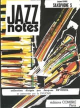 Jazz Notes Volume 5 - Jacques Devogel - Partition - laflutedepan.com