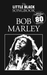 Bob Marley - The Little Black Songbook - Partition - di-arezzo.fr
