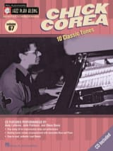 Jazz play-along volume 67 - Chick Corea Chick Corea laflutedepan.com