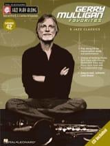 Jazz play-along volume 42 - Gerry Mulligan laflutedepan.com