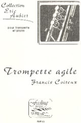 Francis Coiteux - Agile Trumpet - Sheet Music - di-arezzo.co.uk