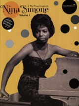 Nina Simone The Piano Songbook Volume 1 - laflutedepan.com