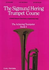 Sigmund Hering - The Sigmund Hering Trumpet Course Book 4 - Partition - di-arezzo.fr