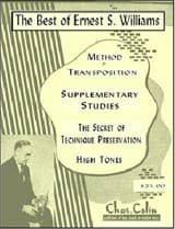 Ernest S. Williams - Method For Transposition - Partition - di-arezzo.fr