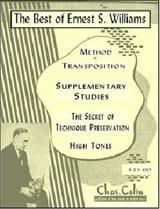 Method For Transposition Ernest S. Williams Partition laflutedepan.com