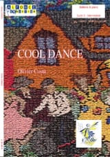 Olivier Costa - Cool Dance - Partition - di-arezzo.fr