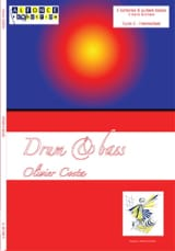 Olivier Costa - Drum & Bass - Partition - di-arezzo.fr