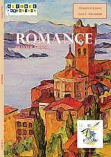 Romance Olivier Costa Partition Vibraphone - laflutedepan