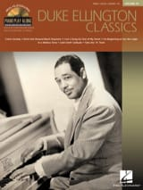 Piano Play-Along Volume 39 - Duke Ellington Classics - laflutedepan.com