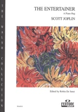 The Entertainer (Original) Scott Joplin Partition laflutedepan.com