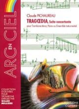 Claude Pichaureau - Tragoedia, Suite Concertante - Partition - di-arezzo.fr