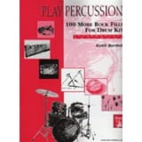100 More Rock Fills For Drum Kit - Intermediate / Advanced - laflutedepan.com