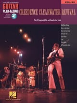 Creedence Clearwater Revival - Guitar Play-Along Volume 63 - Creedence Clearwater Revival - Partition - di-arezzo.fr