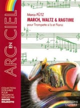 March, Waltz & Ragtime Marco Pütz Partition laflutedepan.com