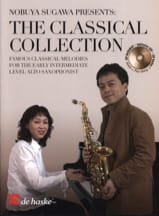 The Classical Collection Partition Saxophone - laflutedepan.com